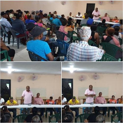 El ayuntamiento realiza Asamblea Comunitaria